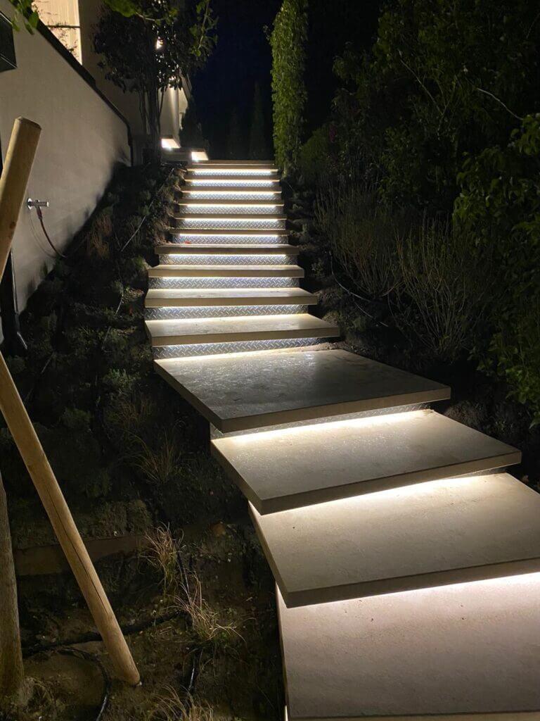 plano stepenice